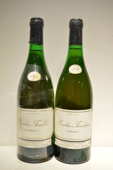 1969 Coteaux du Layon Moulin Touchais - 2 bottles