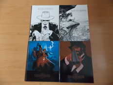 Blueberry - Mister Blueberry + Ombres sur Tombstone + Undertaker 1 + 3 - sc + hc luxe (2015/2017)