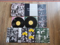 "The Rolling Stones Box Lp  "" Exile On Main Street "" , Box 2 Lp , Two Cd , One DVD , 4 Lmited Edition Postcard , 64 Page Book ,"