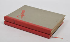 Signal; Bundled volume in 2 parts-1942