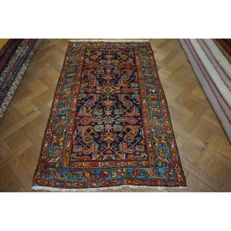 Schöner Alter Handgeknüpfter Perser Teppich Sarough Saruk Lillian Made in Iran 200x126cm