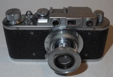 Fed 1 type d - Russian rangefinder - 1940