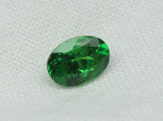 Tsavorite - 1 ct - No reserve price
