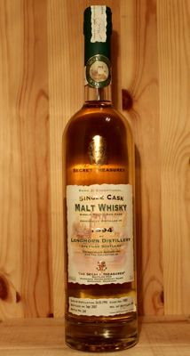 Longmorn 1994 / 2007, Single Malt, The Secret Treasures, 43%vol 700ml/70cl
