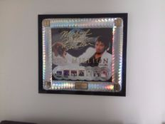 """Michael Jackson """"Thriller"""" 100 Million and counting World Sales. only one in Europe. very rare award"""