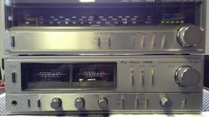 The Studio Standard by Fisher CA 120 amplifier and FM 120 L tuner, very rare