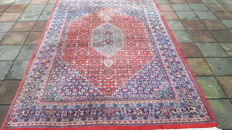 Very Beautiful Hand-knotted Oriental - Bidjar 255cm x 170cm !