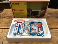 Telespel ES 2201 PHILIPS - One of the first games on television