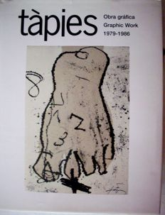 Antonio Tàpies. Obra gráfica. Graphic Work. 1979-1986 (2002)