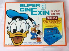 Disney, Walt - Super CinExin 8 + 2 films (1983)