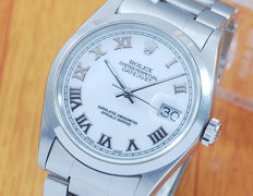 Rolex 16200 Stainless Steel DateJust Automatic Watch!