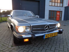 Mercedes-Benz - 280 SLC - 1978