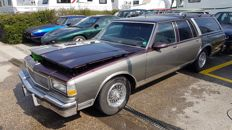 Chevrolet - Caprice Station wagon - 1988
