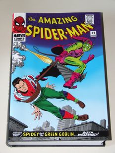 Amazing Spider-Man Omnibus Volume 2 - Oversized Hardcover With Dust Jacket - 1st Print - (2012)