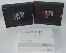 The Netherlands - Year packs 2008, 2009 and 2013