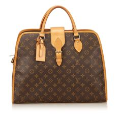Louis Vuitton - Monogram Rivoli Business Handbag