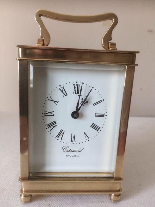 English Carriage Clock - Circa 1960's