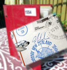 New Zealand, Ross Dependency, Great Britain, United States 1978/1982 - Collection over 120 Antarctic Flight covers