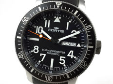 Fortis Marinemaster Cosmonauts Roscosmos B-42 - 647.10.158.3 - Unisex watch - June 2008.
