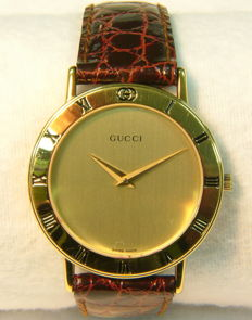 Gucci - Model 3000.2.M / 13040 - Ser. No. 0558145 - 1999 Year of purchase
