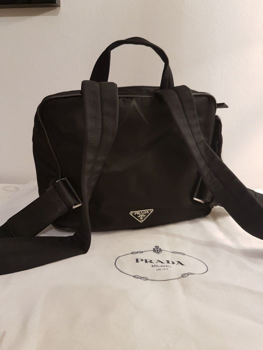7243d11e56 Prada – Backpack – *No Minimum Price* - Catawiki