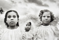 Sebastiao Salgado (1944-) - 'First Communion at Juazeiro Do Norte' - 1981