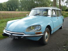 Citroën - DS Break - 1971