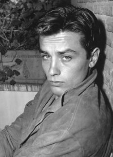 Unknown/Dufoto - Alain Delon, 1960