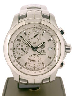 TAG Heuer Link Chronograph Ref. CJF2110 - Men's watch - 2004