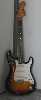 Pearl Stratocaster Made in Italy
