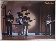 4 original Beatles' posters from the '60. Good conditions
