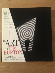 Derek Frey - The Art of Tim Burton - 2009
