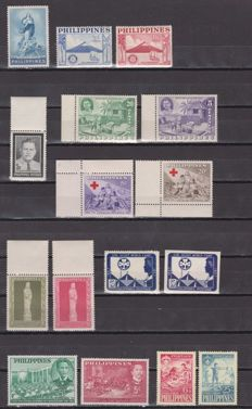 Philippines 1954/1986 - Set of complete series