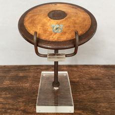 Wooden Olympic discus Helsinki 1950