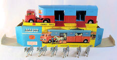 Corgi Major Toys - Schaal 1/48 - Chipperfield's Circus Bedford Horse Transporter No.1130