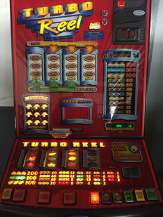 Turbo Real (BARCREST) - Euro slot machine - 21st century