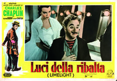 Anonymous - Limelight [Charlie Chaplin] - 1952