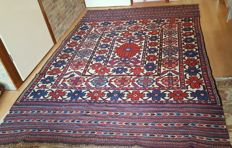 Gorgeous hand-knotted rug sofreh