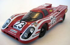 Norev - Scale 1/18 - Porsche 917K #23 Winner Le Mans 1970 - Hermann / Attwood