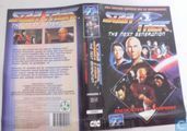 DVD / Video / Blu-ray - VHS videoband - Encounter at Farpoint