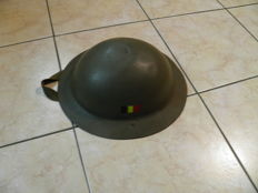 Belgian helmet model 49