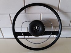 Mercedes classic car steering wheel - 1960s - for the models:  W108/W109