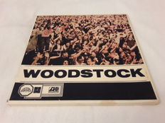 Various: Woodstock 3 LP Vinyl Box Set, rare Limited Edition   (Lot 56)