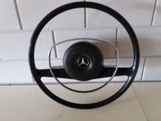 Mercedes classic car steering wheel - 1970s - for the models: W108/W110/W112/W114/W115/ S/SE/Sl