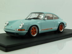 Cult Scale Models - Scale 1/18 - Porsche 911 4.0 By Singer - 2014