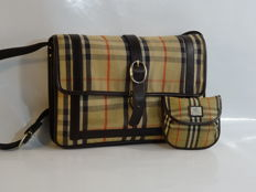 Burberry's bag and purse ***No reserve price***