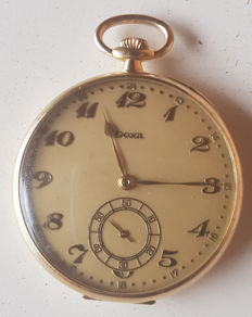 03. Dox Switzerland - pocket watch 0 circa 1910