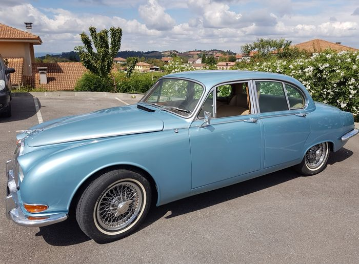 Jaguar - S-Type.3.4 L - 1965