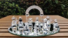 Swarovski - Nativity scene with mirror