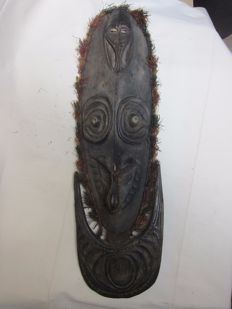 Suspension Hook - Sepik River Region - Papua New Guinea